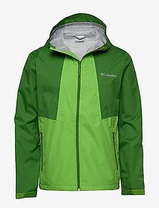 Inner Limits™ II Jacket - outdoor & rain jackets - true green, gre
