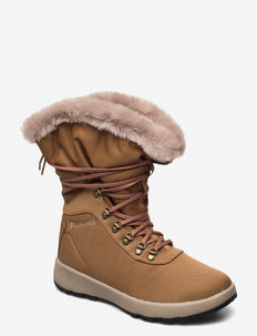 SLOPESIDE VILLAGE™ OMNI-HEAT™ HI - platta ankelboots - elk, autumn ora