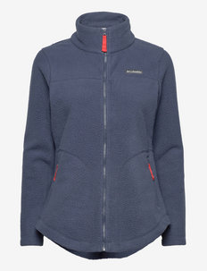 Northern Reach™ Sherpa FZ - fleece midlayer - nocturnal
