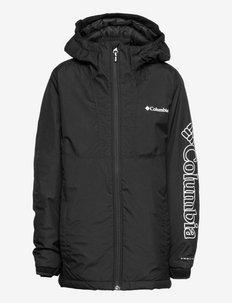Timber Turner Jacket - ski jackets - black