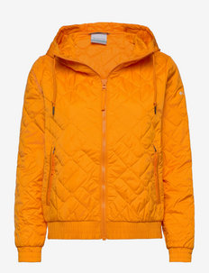 Sweet View™ Insulated Bomber - insulated jackets - bright marigold