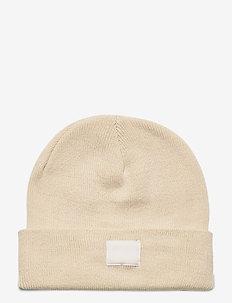 City Trek Heavyweight Beanie - bonnets - chalk