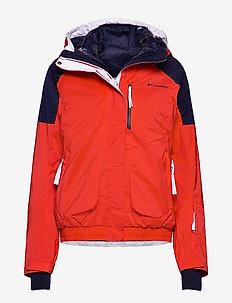 Tracked Out™ Interchange Jacket - skijakker - bold orange, da