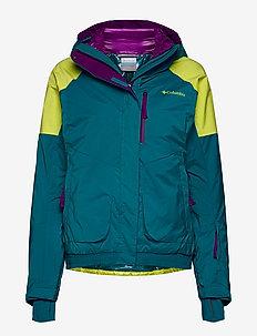 Tracked Out™ Interchange Jacket - skijakker - fjord blue, vol