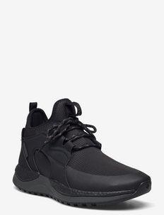 SH/FT AURORA OUTDRY - niedriger schnitt - black, dark grey