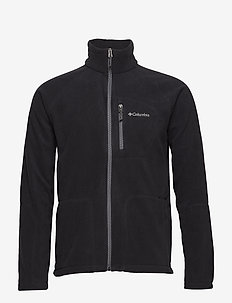Fast Trek II Full Zip Fleece - fleece - black
