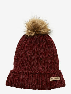 Catacomb Crest™ Beanie - RICH WINE