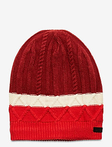 Carson Pass™ Beanie II - bonnet - beet, red lily,