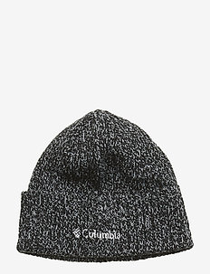 Columbia Watch Cap - BLACK,WHITE MARLED