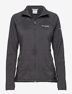 Alpine Traverse™ Jacket - SHARK,BLACK HEATHER