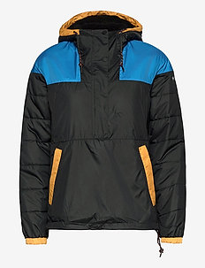 Columbia Lodge™ Pullover Jacket - sports jackets - black, fathom b
