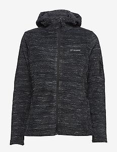 Fast Trek™ Hooded Jacket - BLACK
