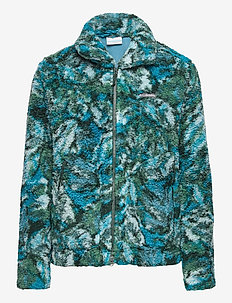 Winter Pass™ Sherpa FZ - fleece - canyon blue lea