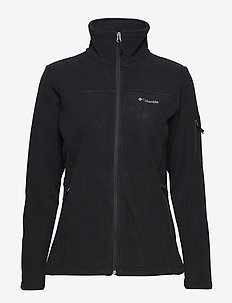 Fast Trek™ II Jacket - mittlere lage aus fleece - black
