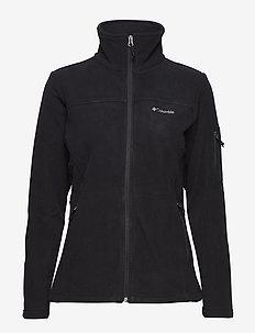 Fast Trek™ II Jacket - fleece - black