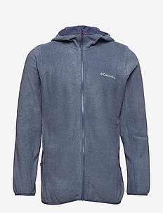 Tough Hiker™ Hooded Fleece - DARK MOUNTAIN