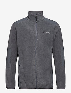 Tough Hiker™ Full Zip Fleece - GRAPHITE