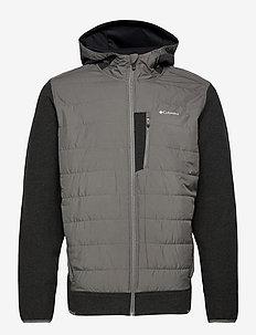 Panorama™ Full Zip Hoodie - kurtki narciarskie - charcoal