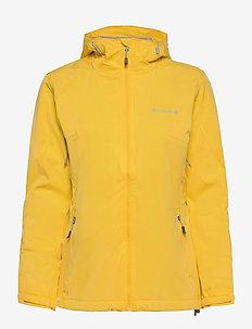 Trek Light™ Stretch Jacket - wandel- en regenjassen - buttercup