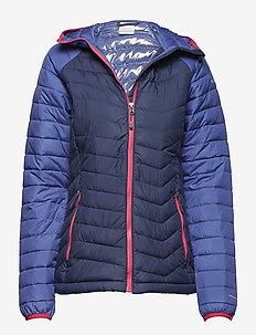 Powder Lite™ Hooded Jacket - kurtki narciarskie - nocturnal, eve