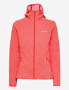 Heather Canyon™ Softshell Jacket - wandel- en regenjassen - bold orange hea