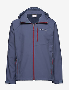 Cascade Ridge™ II Softshell - softshell jackets - dark mountain