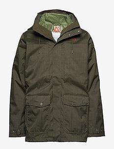Horizons Pine™ Interchange Jacket - skijacken - peatmoss