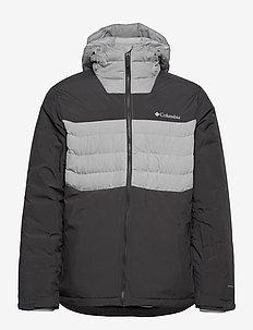 White Horizon Hybrid™ Jacket - kurtki narciarskie - shark, columbia