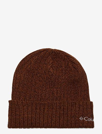 Columbia Watch Cap - czapka - dark amber, black marled