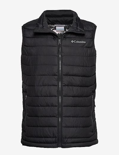 Powder Lite Vest - kurtki sportowe - black