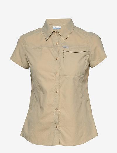 Silver Ridge 2.0 Short Sleeve - koszule z krótkim rękawem - fossil