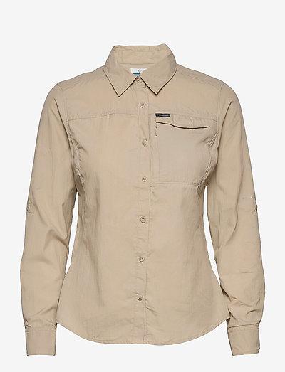 Silver Ridge™ 2.0 Long Sleeve - langærmede skjorter - fossil
