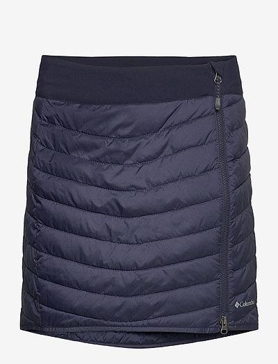 Windgates Skirt - træningsnederdele - dark nocturnal