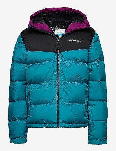 Iceline Ridge Jacket - kurtki narciarskie - fjord blue, bla