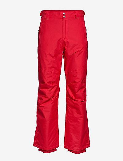 Bugaboo IV Pant - spodnie narciarskie - mountain red