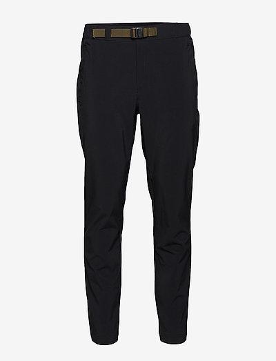 Columbia Lodge Woven Jogger - spodnie turystyczne - black
