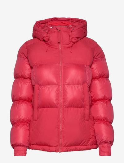 Pike Lake II Insulated Jacket - træningsjakker - bright geranium
