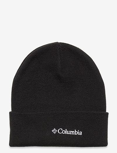 City Trek Heavyweight Beanie - kapelusze - black