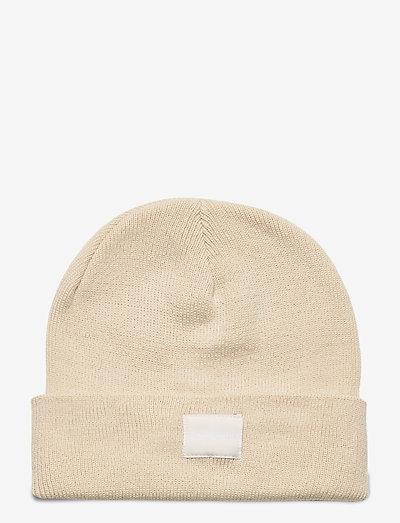 City Trek Heavyweight Beanie - kapelusze - chalk