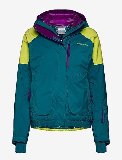 Tracked Out™ Interchange Jacket - kurtki narciarskie - fjord blue, vol
