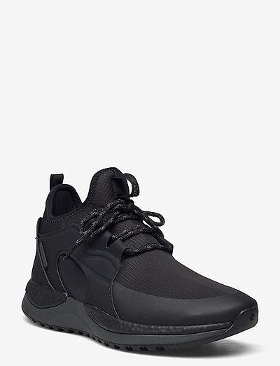 SH/FT AURORA OUTDRY - buty na wędrówki - black, dark grey