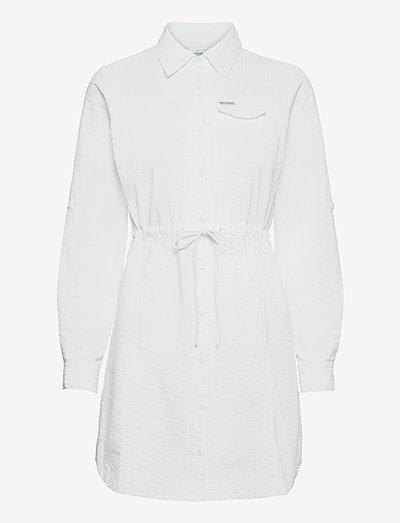 Silver Ridge Novelty Dress - tuniki - white
