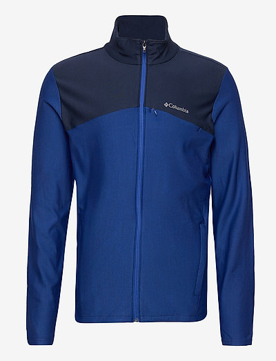 Maxtrail™ Midlayer Fleece - fleece - azul, collegiat