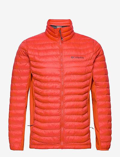 Powder Pass™ Jacket - kurtki turystyczne - wildfire