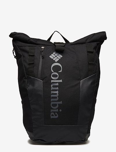 Convey 25L Rolltop Daypack - sportstasker - black, black