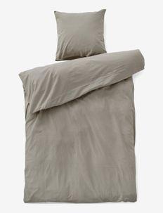 Stone Bed Linen 240x220 cm - sengesæt - sand