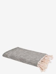 Naja 130x200 cm - blankets - grey