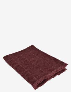 Esther 130X170 cm - blankets - bordeaux