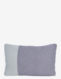 Taylor 35x55 cm 2-pack - kissenbezüge - blue
