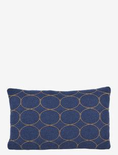 Boble 35x55 cm 2-pack - pudebetræk - blue